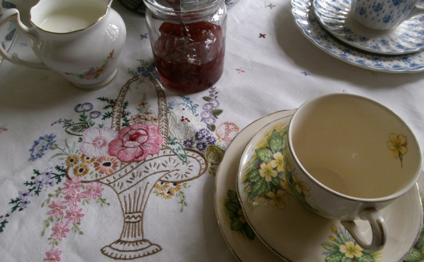 Afternoon Tea – How much to serve