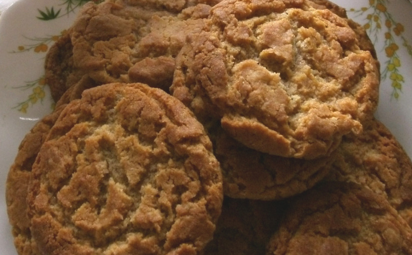 Buttered Crumbs Bake Off – Biscuits